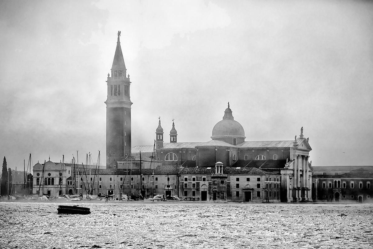 Venise en N&B – II