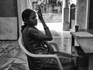 Hôtesse du temple